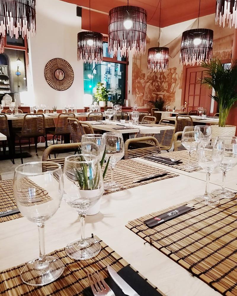 Restaurante Ondori Botxo Bilbao