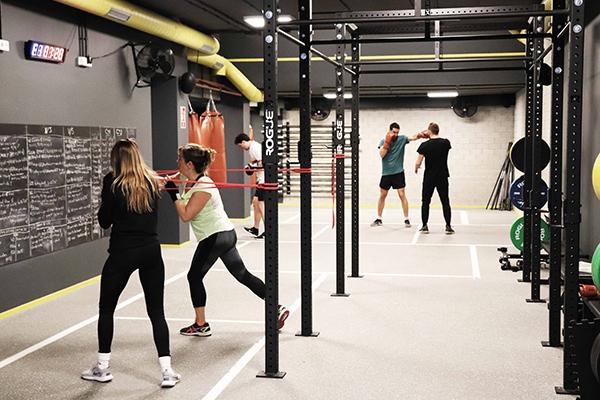 Boxing y entrenamiento en summit Bilbao
