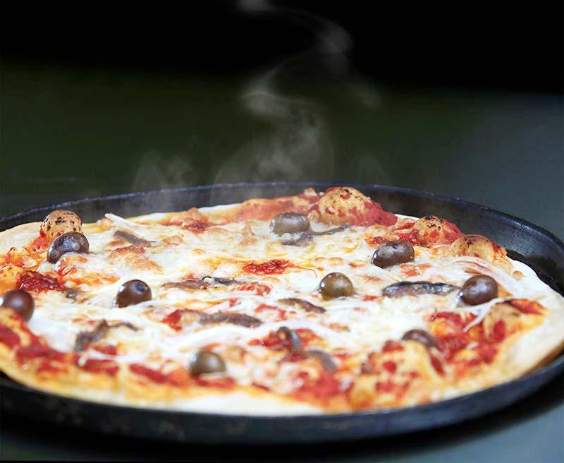 Mejores Pizzas de Bilbao en Toto