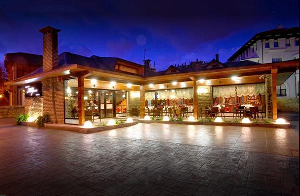 Restaurante Migaea en Neguri