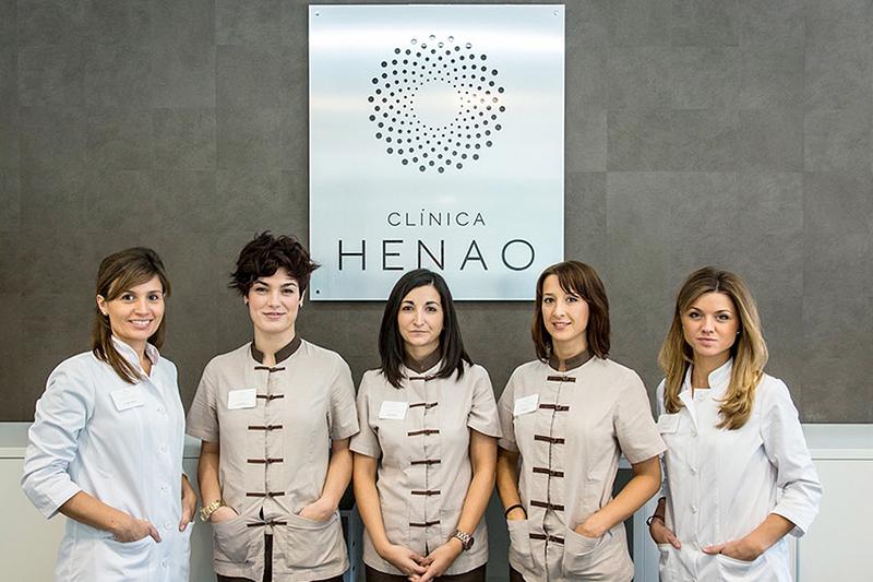 Clinica Henao de estetica de Bilbao