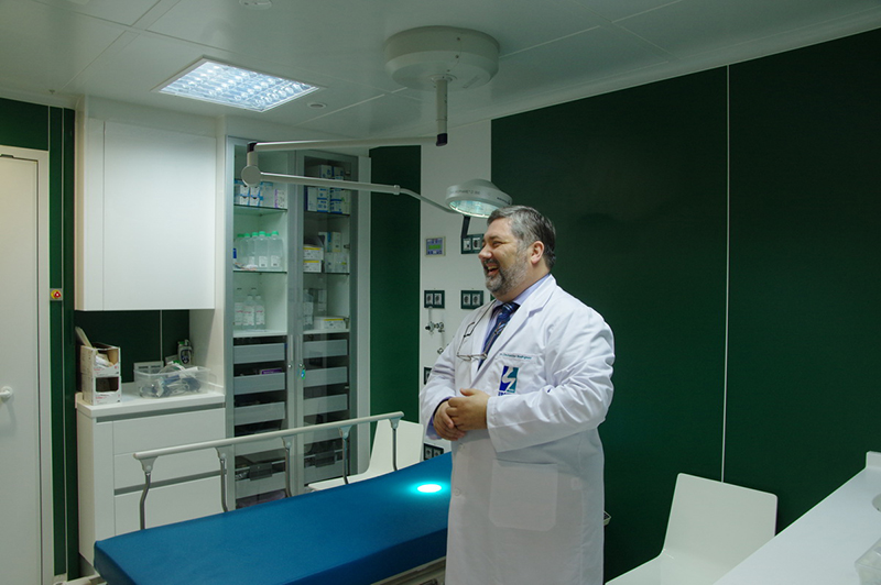 Clinica Urquijo de estetica en Bilbao