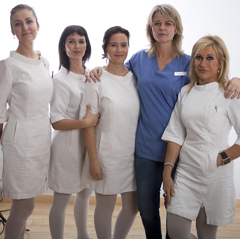 La Doctora Sarabia tiene clinica de estetica en Bilbao