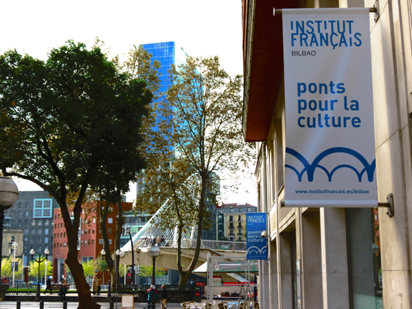 Estudia frances en el Instituto francés de Bilbao