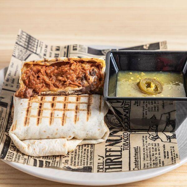 Burrito restaurante mexicano Bilbao