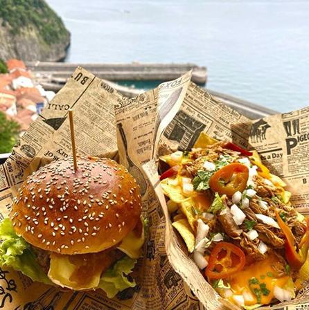 kraken restaurante elantxobe escapada