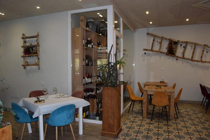 La barra de luiza izarra restaurante gourmet bilbao