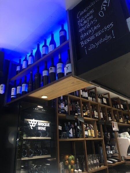 Gu2 Restaurante vinos